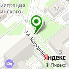 """Местоположение компании """"ЛазуритЮвелир"""""""