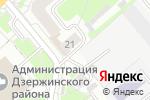 Схема проезда до компании К-техника в Новосибирске