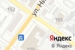 Схема проезда до компании Альфа-БМ в Новосибирске