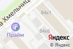 Схема проезда до компании РТК Меркурий в Новосибирске