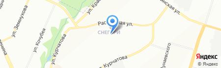 Специальная (коррекционная) общеобразовательная школа №31 VIII вида на карте Новосибирска