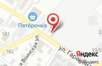 Схема проезда до компании Made in Siberia в Астрахани