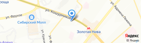 Современные Юридические Технологии на карте Новосибирска