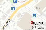 Схема проезда до компании Оптика в Новосибирске