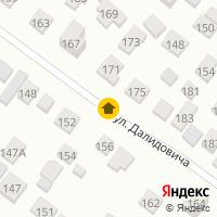 Световой день по адресу Россия, Новосибирская область, Новосибирск, ул. Далидовича