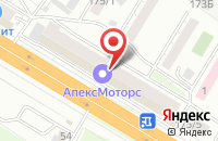 Схема проезда до компании Мпс в Новосибирске
