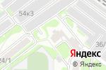 Схема проезда до компании Стройкомплект в Новосибирске