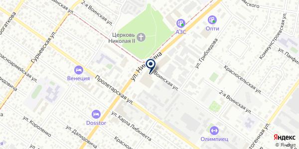 Ай, диво на карте Новосибирске