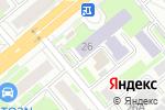 Схема проезда до компании Город в Новосибирске