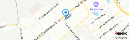 Paint Shop на карте Новосибирска