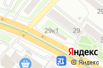 Схема проезда до компании Сталь-Сервис в Новосибирске