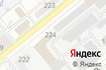 Схема проезда до компании КамСиб в Новосибирске