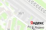 Схема проезда до компании Компания Акрил Стайл в Новосибирске