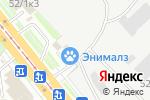 Схема проезда до компании Завод ЖБИ-2 в Новосибирске