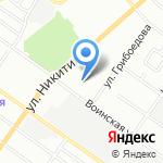 ВитаСтрой на карте Новосибирска