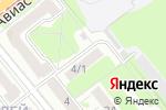 Схема проезда до компании Mary Kay в Новосибирске