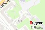 Схема проезда до компании ЭкоСибирь в Новосибирске