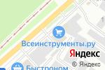 Схема проезда до компании Спецоптторг в Новосибирске
