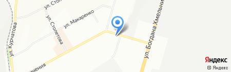 Performance на карте Новосибирска