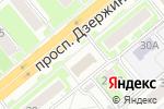 Схема проезда до компании Сибавтотрейд в Новосибирске