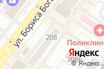 Схема проезда до компании Иванченко С.Г. в Новосибирске