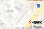 Схема проезда до компании Beauty Box в Новосибирске