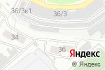 Схема проезда до компании Апрель в Новосибирске