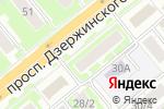 Схема проезда до компании АКБ Ланта-Банк в Новосибирске