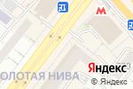 Схема проезда до компании Мао в Новосибирске