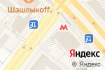 Схема проезда до компании Магазин-салон чая, кондитерских изделий и упаковки подарков в Новосибирске