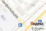 Схема проезда до компании Ваш успех в Новосибирске