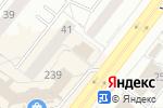 Схема проезда до компании Family Bakery в Новосибирске