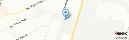 ЭНЕРГИЯ ДИЗЕЛЬ СЕРВИС на карте Новосибирска