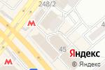 Схема проезда до компании Фоторамка в Новосибирске
