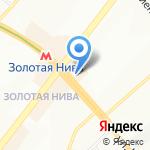 New Look на карте Новосибирска