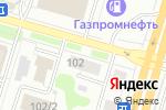 Схема проезда до компании Мастерская по резке стекла и зеркал в Новосибирске
