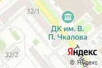 Схема проезда до компании Мир Товаров в Новосибирске