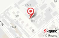Схема проезда до компании Сиблен в Новосибирске