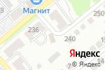 Схема проезда до компании Ферроком в Новосибирске