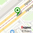 Местоположение компании ТЕХЭКОПРОЕКТ