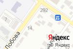 Схема проезда до компании Мастерок в Новосибирске
