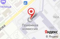 Схема проезда до компании Магистр в Новосибирске