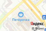 Схема проезда до компании Shik в Новосибирске