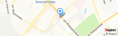Shik на карте Новосибирска