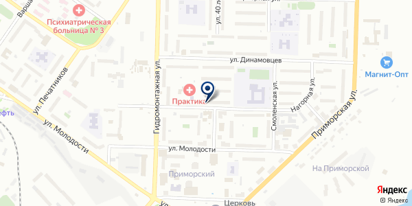 Татьяна на карте Новосибирске