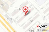 Схема проезда до компании Золотая Осень в Новосибирске