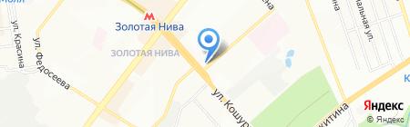 ТК-Гарант на карте Новосибирска