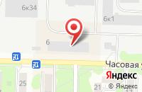 Схема проезда до компании Сиб-Пресс в Новосибирске