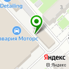 Местоположение компании БИРЖА ТРУДА