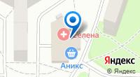 Компания Краснообск на карте